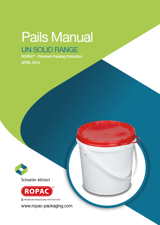 UN Solid - Pail Manual
