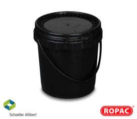 5 Litre UN Liquid Black with Black Lid